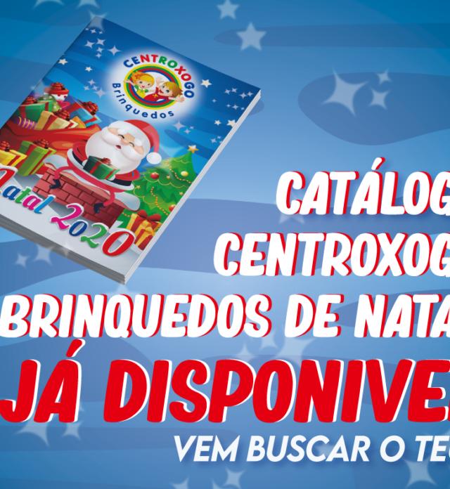 CENTROXOGO - Catálogo de Natal 2020