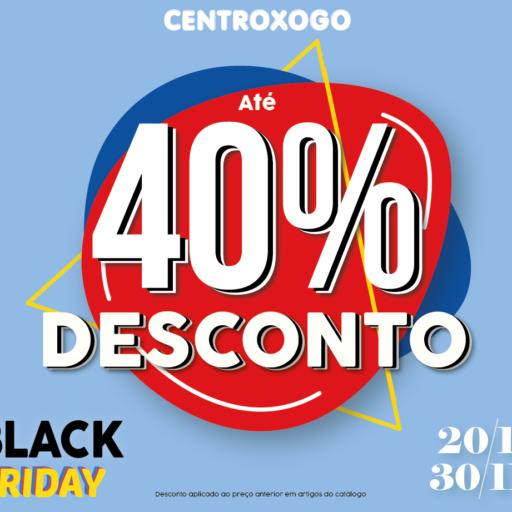 Centroxogo - Black Friday