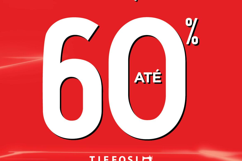 Tiffosi - Promoções até -60%