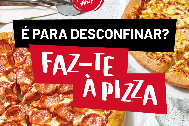 Pizza Hut - Faz-te à Pizza!