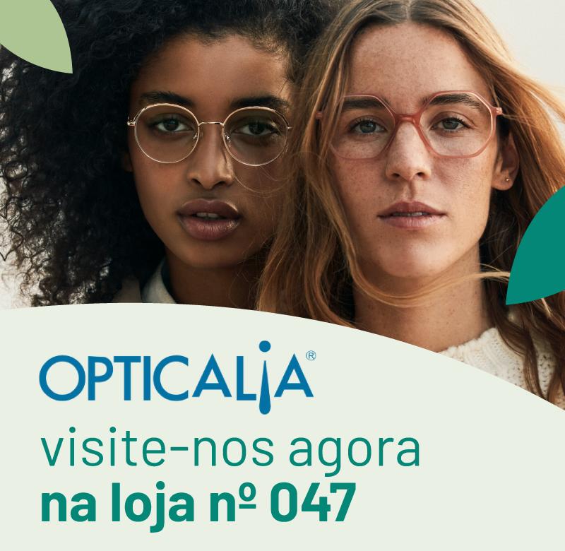 Opticalia - Nova Localização