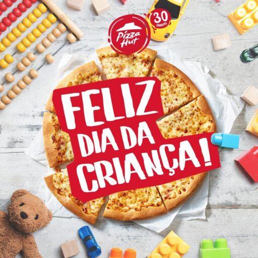 Pizza Hut - Dia da Criança