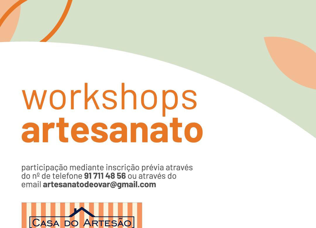Workshops Artesanato