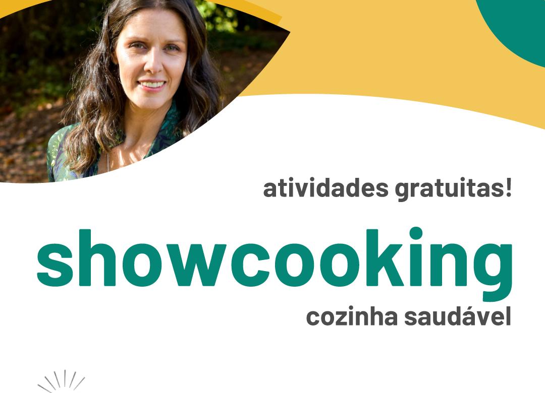 Showcooking - Cozinha Saudável